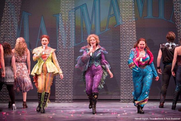 Image result for mamma mia barter theatre