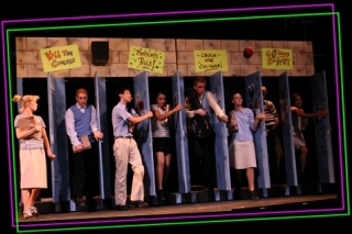 Footloose Set Design